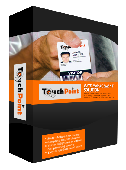 TouchPoint software