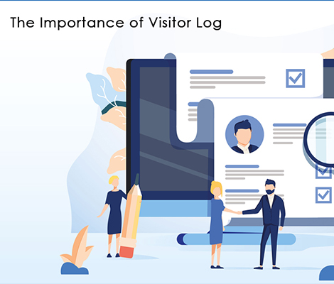 The importance of visitor log